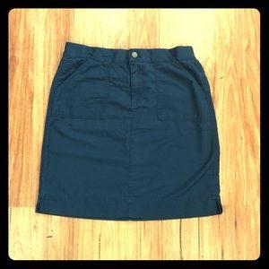 Caslon mini skirt